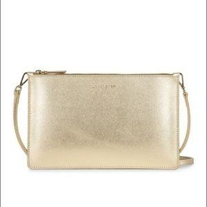 Lancaster Paris Saffiano Element  Shoulder Bag